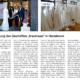 Brautraum Bericht in der Markt und Gemeinde zur Neueröffnung am 02.11.2016