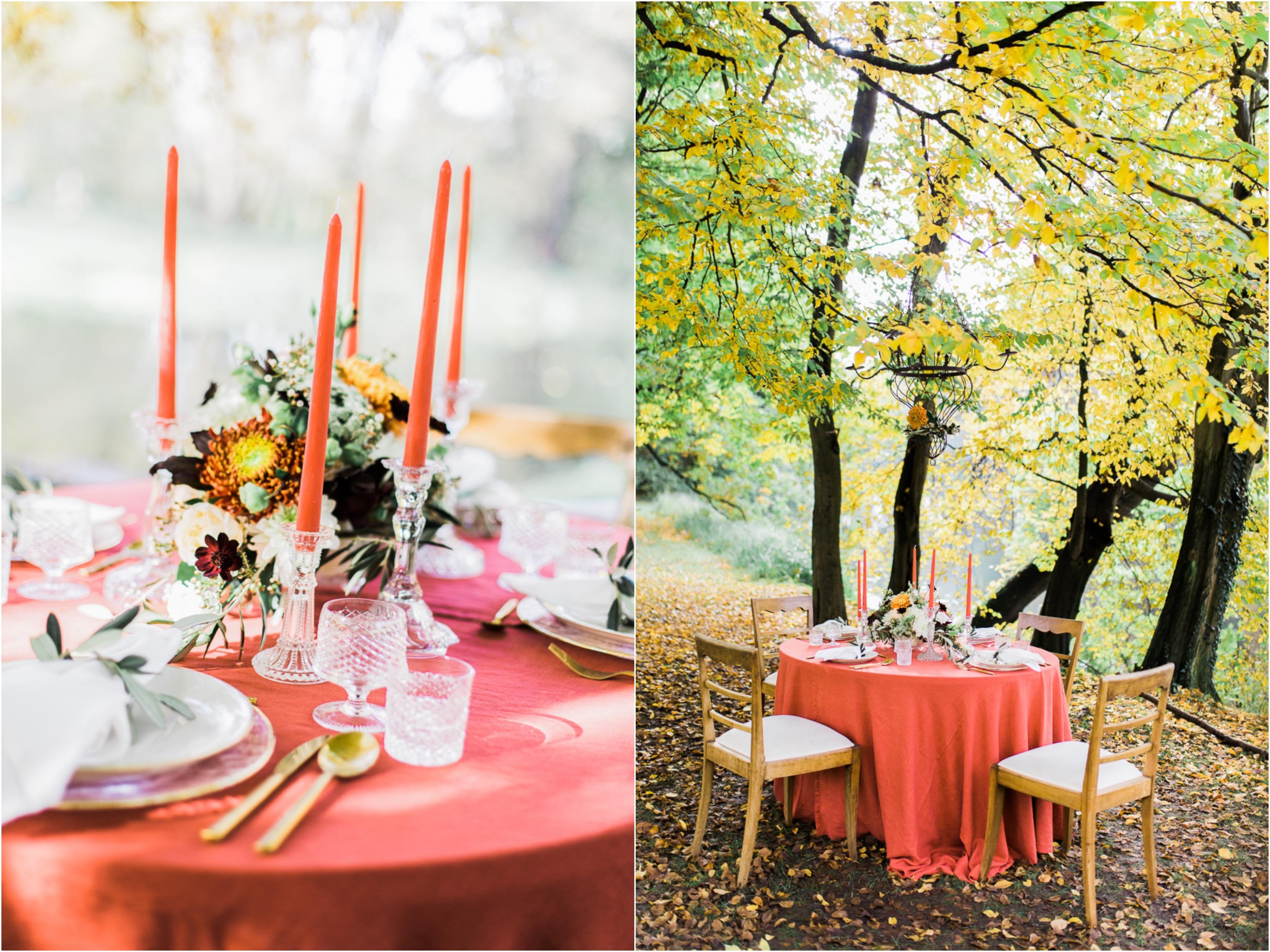 Styled Shoot Herbsthochzeit Brautkleid Fiona3