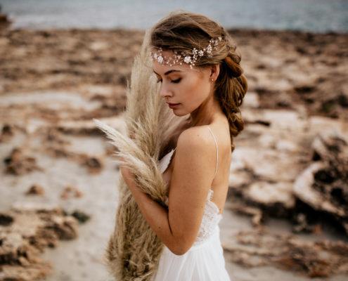 Haarschmuck Braut Headpiece La Chia Marie