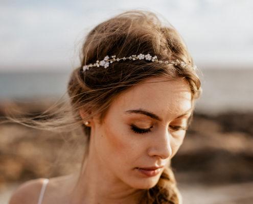 Haarschmuck Braut Headpiece La Chia Matilda