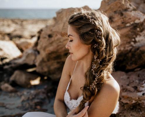 Haarschmuck Braut Headpiece La Chia Püppi