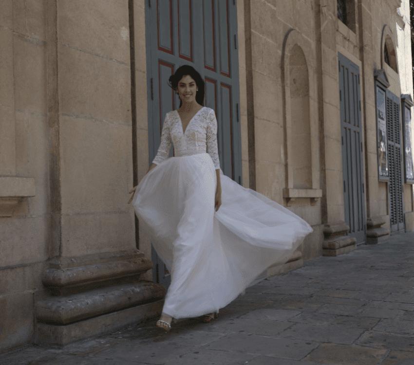 Lilurose Havana Kollektion Vintage Brautkleider