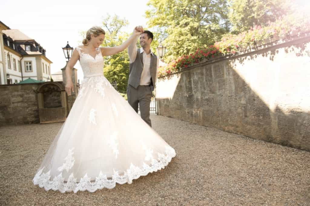 Kleemeier Brautkleid