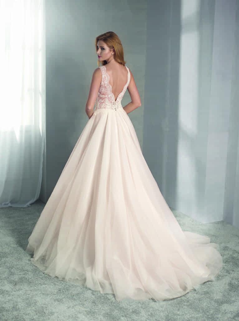 fara sposa Brautkleid Vintagekleid